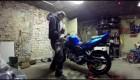 Jan vyèistit a pøemìnit motorku