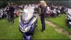 Wallachian Scooter Rider 2016