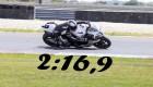 Slovakiaring 2.8.2016 best lap 2:16,9