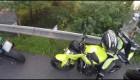 Biker In Trouble