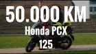 50 000 km na Honda PCX 125