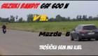 Suzuki Bandit GSF 600 N vs. Mazda 6