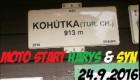 Moto Start Harys & syn. 24.9.2016 / Kohútka knedlíky / Fotky + Vyjížïka Kohútka - V.K.
