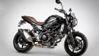 Suzuki pøipravuje SV650 Scrambler – bohužel jen pro Francii