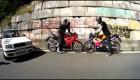 Summer ride #2 2k16 || Crash || Wheelie || SV650S CBR 125 r || SJ5000 GoPro