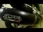 Yamaha TDM 850 exhaust
