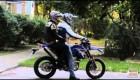 yamaha WR250 X - A super motard