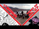 #2 motovlog - First 2017 ride & Pálava & Random talk | VomecOnBike