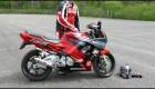 Honda CBR 600 F3 PC 31 , nove svody, novy ladak, plameny z vyfuku