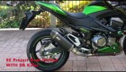 Kawa Z800 & SC Project Oval Carbon
