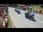 Ukázková jízda - Policie ÈR