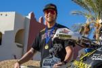 V RallyEL Chott vyhrál Jan Brabec první etapu