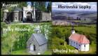 Sopky na Severní Moravì