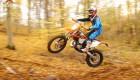Rozstøel E3: Husqvarna TE 300i a KTM 300 EXC