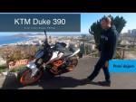 KTM Duke 390 - První jízdní dojmy: Naprostá pecka!