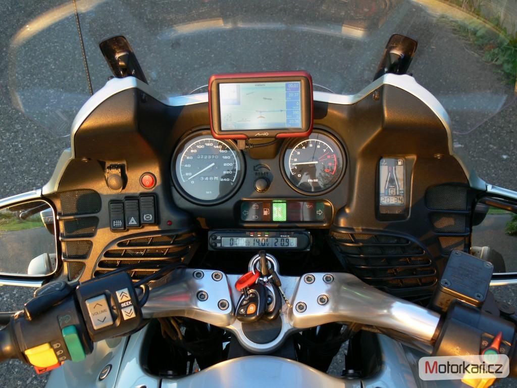 Bmw R 1100 Rt Uživatele Jami1 Motork 225 ři Cz