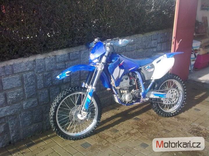 Yamaha yz 426 uivatele jimmos for Yamaha yz 426