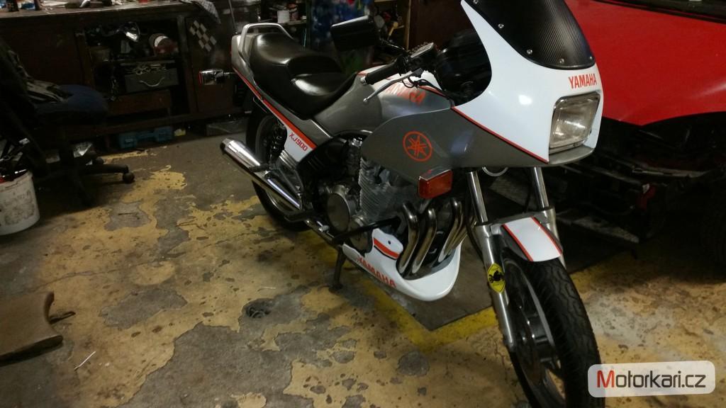 Yamaha Xj 900 Uivatele Marty Mortimer