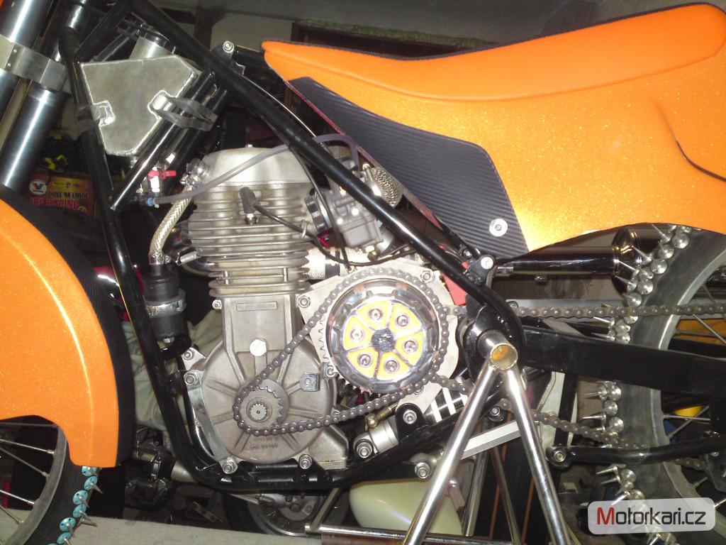 Jawa 500 Speedway Uivatele Marty Fz6
