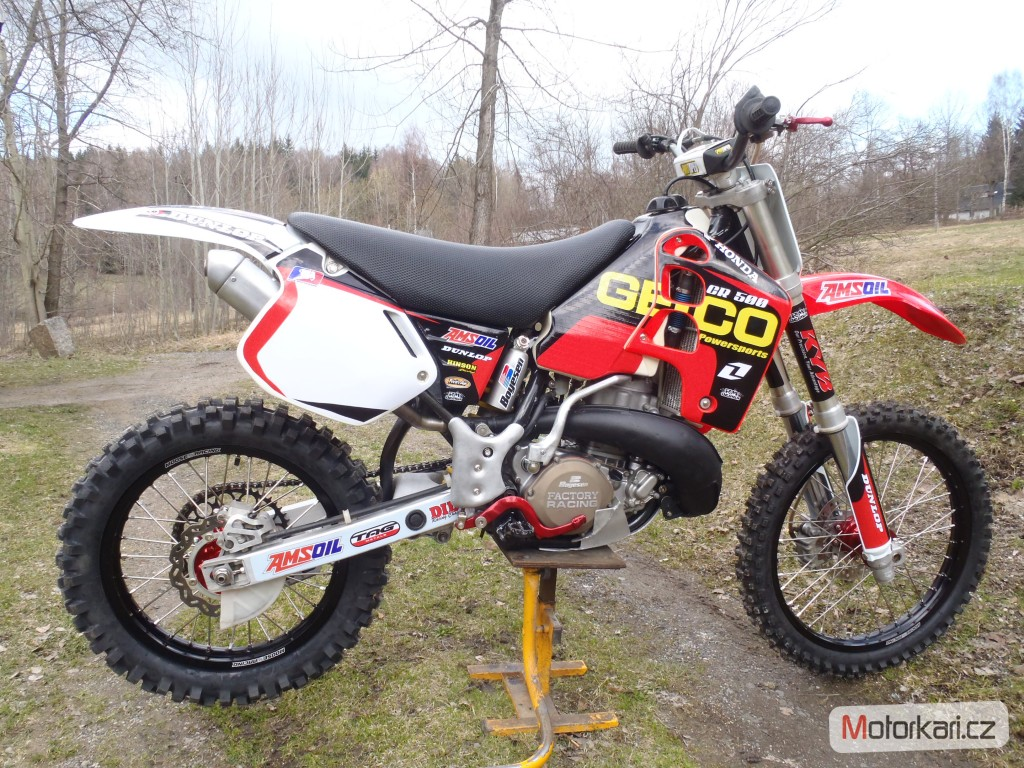 Honda cr 500 uivatele beldis75 for Honda cr 500