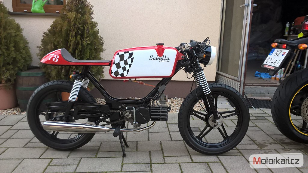 Vice Cafe Racer