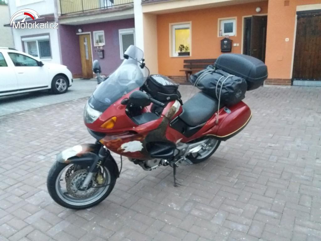 honda ntv 650 deauville u ivatele vaclavkrbec motork. Black Bedroom Furniture Sets. Home Design Ideas