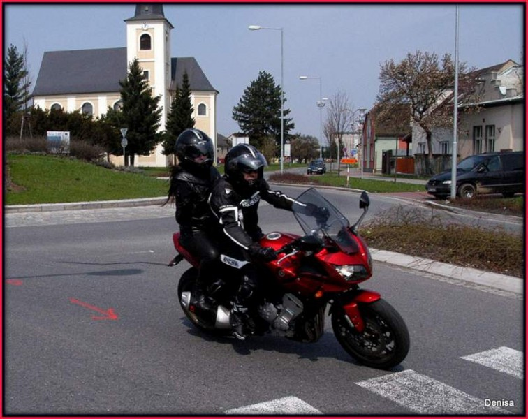 Vydřená klika - Suzuki Marauder VZ 800 :: Motorkářské