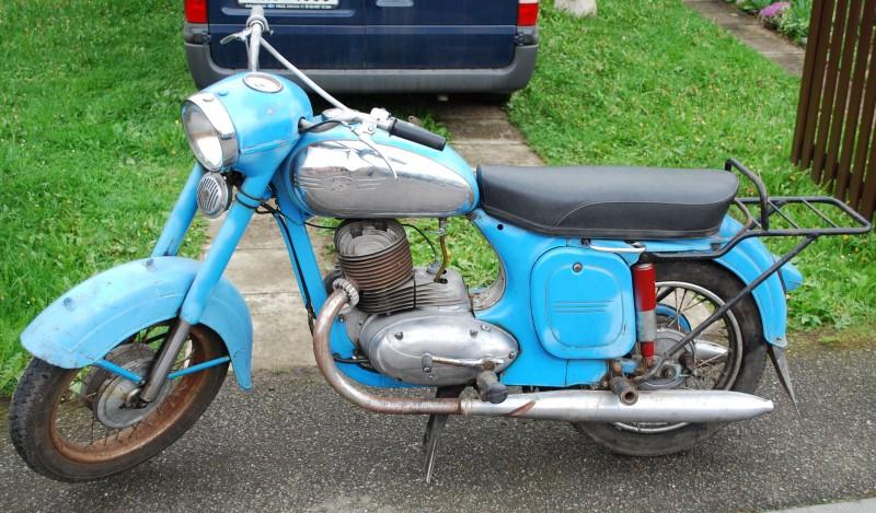 Drky Stupaek Jawa 250 Prk Motorksk Frum