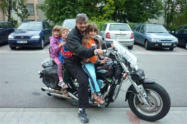 Venda_Marauder :: Motorkáři nad 60 let