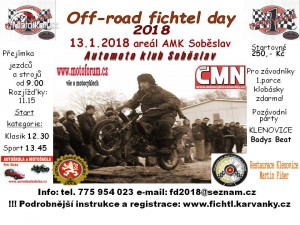 OFF-ROAD fichtel DAY 2018