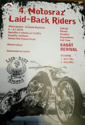 Motosraz Laid-Back Riders