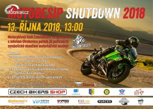 CzechBikers ShutDown 2018