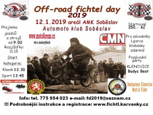 OFF-ROAD fichtel DAY 2019