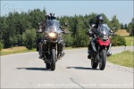 BMW R1200GS vs