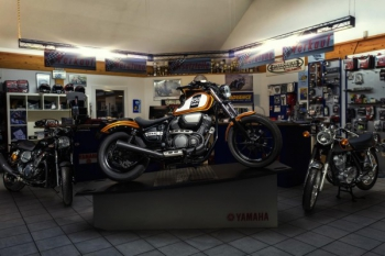 XV950 'Bobber by Voiges'