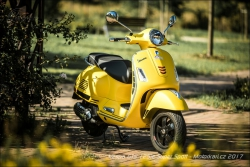 Vespa GTS 125ie Super Sport