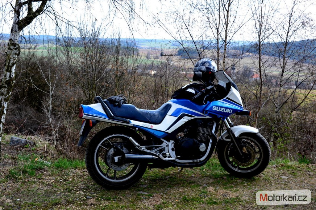 Suzuki GSX 550 uživatele JimGoose - | Motorkáři cz