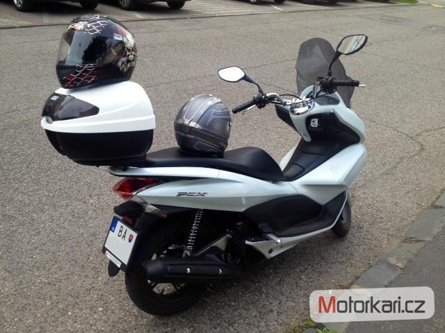 Honda Pcx 125 Uživatele Sopeko Motorkářicz