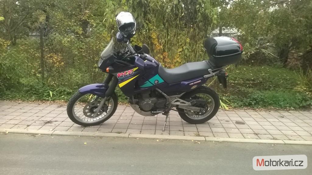 Suzuki GSF 600 Bandit uživatele pepa4 -   Motorkáři.cz